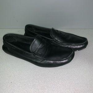 Prada Mens penny loafer